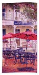 Umbrella Cafe Beach Sheet