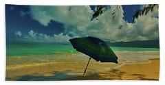 Umbrella Shade Beach Towel