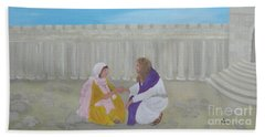 Unconditional Love  Beach Towel