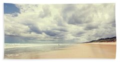 Beach Towel featuring the photograph Under A Southern Sky by Linda Lees