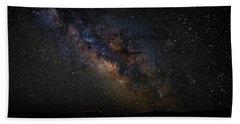 Under Starry Skies Beach Sheet