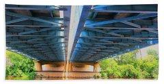 Under The Bridge Beach Sheet