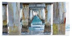 Under The Pier Beach Sheet