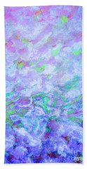 Sea Clouds Beach Towel