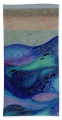 Undersea Movement Beach Towel