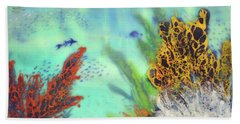 Underwater #2 Beach Towel