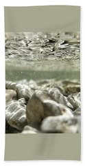 Underwater Adventures Beach Towel by Nikki McInnes