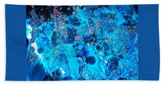 Underwater Expedition  Beach Towel