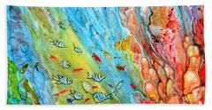 Underwater Magic Series 4 Beach Towel
