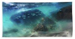 Underwater Beach Sheet