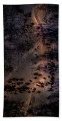 Underworld Light Beach Towel