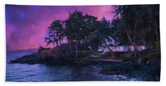 Undreamed Shores - Chesapeake Art Beach Sheet