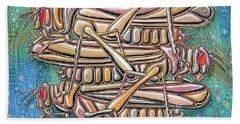 Unending A Malachite Gothic Of Non-conventional Copulating Locusts Beach Sheet