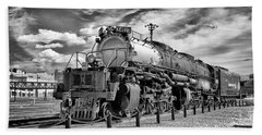 Union Pacific 4-8-8-4 Big Boy Beach Sheet