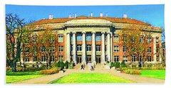 University Of Minnesota  Beach Sheet