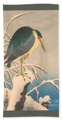 Unknown Bird Beach Towel
