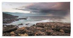 Untamed Coast Beach Sheet