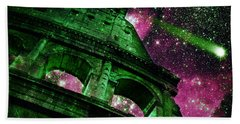 Until The Last Star Falls II Beach Towel