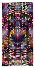 2-offspring While I Was  On The Path To Perfection 2 Beach Towel