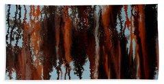 Sunset Of Duars Beach Towel