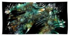 Untitled-97 Beach Towel
