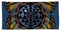 Transforming Meditation Beach Towel