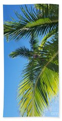 Up-palm Beach Towel
