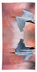 Up. Up And Away Beach Towel by Cyndy Doty