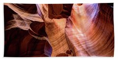 Upper Antelope Canyon Page Arizona Beach Towel