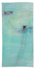 Urban Blues Beach Towel by Gallery Messina
