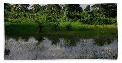 Urban Swamp Beach Sheet