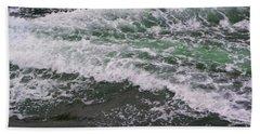 V-line Action Beach Towel