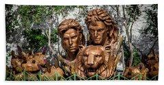 Vages Lion Beach Sheet