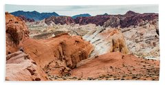 Valley Of Fire  Beach Sheet