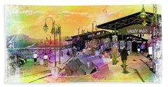 Valley Wells California Beach Sheet