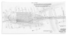 Valuation Map Washington Union Station Beach Sheet