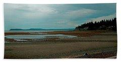 Vancouver Island N Her Beaches Beach Towel