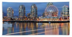 Vancouver Science World Beach Sheet