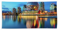 Vancouver Science World Beach Towel