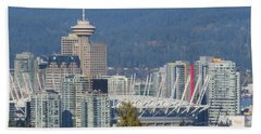 Vancouver Stadium Beach Towel