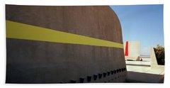 Varini And Le Corbusier  Beach Sheet