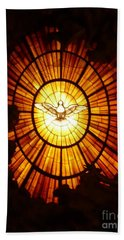 Vatican Window Beach Towel by Carol Groenen