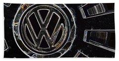 VW3 Beach Sheet by Wendy Wilton