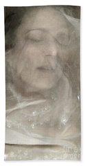 Veiled Princess Beach Towel