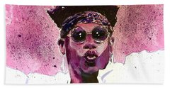 Velveteen Dream Beach Towel