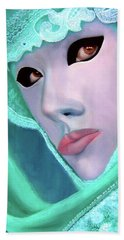 Venetian Mystique Beach Towel