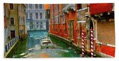 Venezia. Ca'gottardi Beach Sheet