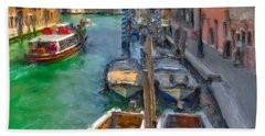 Venezia. Cannaregio Beach Sheet