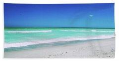Beach Sheet featuring the photograph Venice Beach by Gary Wonning