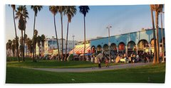 Venice Beach Beach Sheet